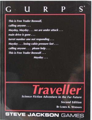 Traveller (GURPS)