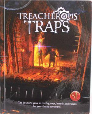 Treacheerous Traps