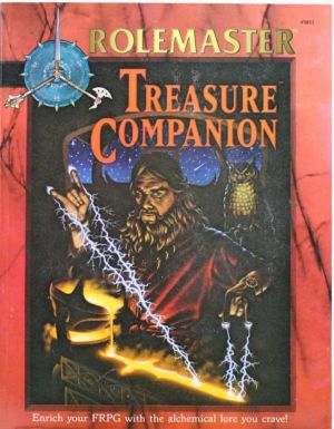 Treasure Companion