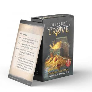 Treasure Trove: Challenge Rating 1-4
