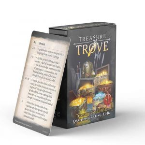 Treasure Trove: Challenge Rating 13-16