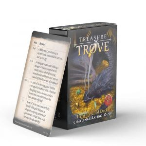 Treasure Trove: Challenge Rating 17-20