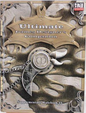 Ultimate Games Designer´s Companion