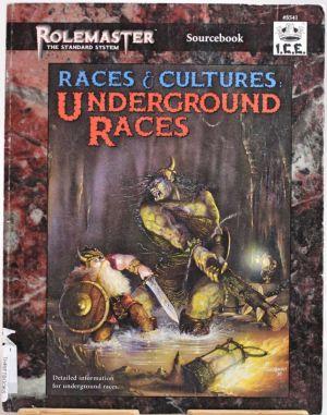 Races & Cultures Underground Races