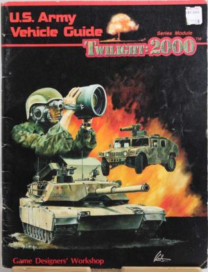 U.S Army Vehicle Guide