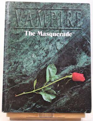 Vampire the Masquerade    White Wolf