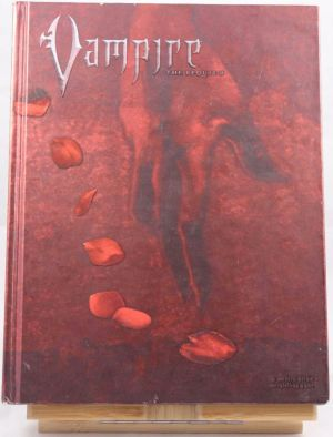 Vampire: The Requiem Core Rules
