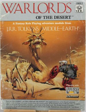 Warlords of the Desert