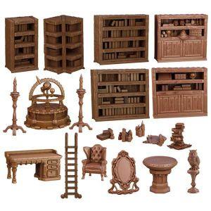 Wizard´s Study, Terrain Crate