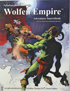 Wolfen Empire
