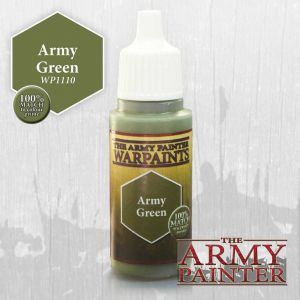 Warpaints Army Green