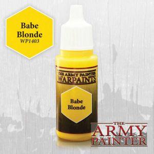 Warpaints Babe Blond