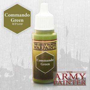 Warpaints Commando Green