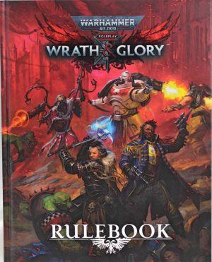 Wrath & Glory Rulebook