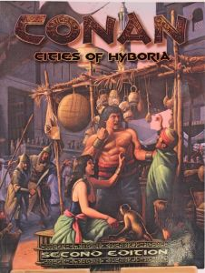 Cities of Hyboria