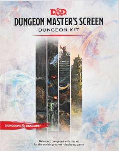 Dungeon Master´s Screen Dungeon Kit