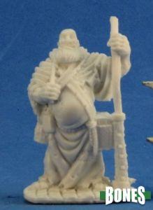 Friar Stone, Traveling monk
