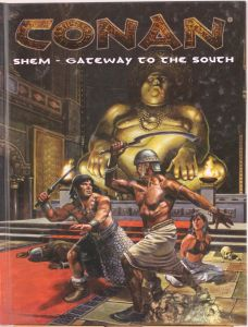 Shem - Gateway to the south
