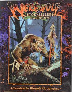 Werewolf Storytellers Handbook