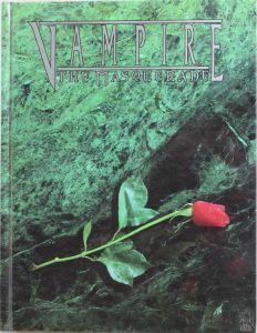 Vampire the Masquerade 2:ed edition revised